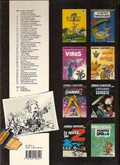 Verso de Spirou et Fantasio -28a1989- Kodo le tyran