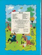 Verso de Jo, Zette et Jocko (Les Aventures de) -1B43ter- Le testament de m. Pump