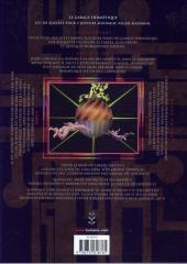 Verso de Major Fatal - Le garage hermétique -1d2011- Le garage hermétique