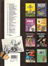 Verso de Spirou et Fantasio -34a88- Aventure en Australie