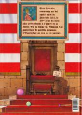 Verso de La nef des fous -HS02- Le Petit Roy