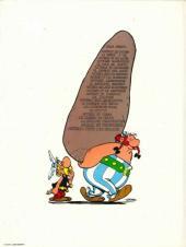 Verso de Astérix -20a79- Astérix en corse