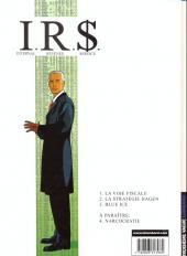 Verso de I.R.$. -1a2001- La voie fiscale