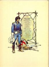 Verso de Blueberry -2d1977- Tonnerre à l'ouest