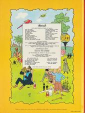 Verso de Jo, Zette et Jocko (Les Aventures de) -5B43- La vallée des cobras