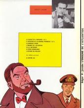 Verso de Blake et Mortimer (Les aventures de) (Historique) -6e1974'- L'Énigme de l'Atlantide