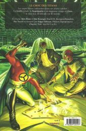 Verso de Project superpowers  -4- Titans