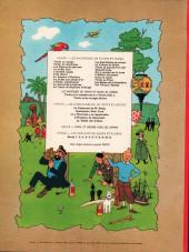 Verso de Tintin (Historique) -19B39- Coke en stock