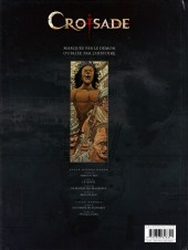 Verso de Croisade -6- Sybille, jadis
