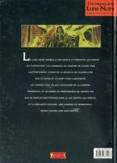 Verso de Chroniques de la Lune Noire -4- Quand sifflent les Serpents