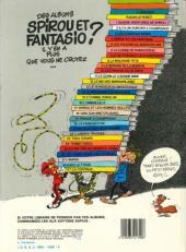 Verso de Spirou et Fantasio -4e84- Spirou et les héritiers