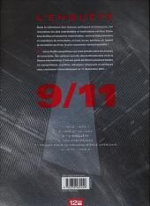 Verso de 9/11 -3- L'enquête