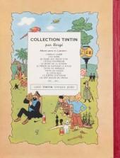 Verso de Tintin (Historique) -6B02- L'oreille cassée