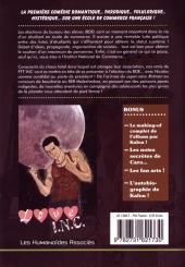 Verso de Love I.N.C. -3- Le Seigneur des Blaireaux