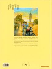 Verso de Sur la route de Banlung - Cambodge 1993