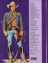 Verso de Blueberry (La Jeunesse de) -10- La solution Pinkerton