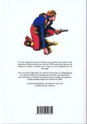 Verso de Capt'ain Swing! -HS- La saga du Capt'ain Swing!