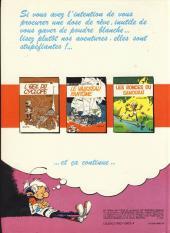 Verso de Les petits hommes -8a81- Du rêve en poudre