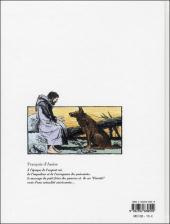 Verso de Vivants témoins -INT1- François d'Assise - Les Fioretti