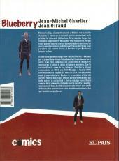Verso de Blueberry (en espagnol) -14a- El hombre que valía 500.000$