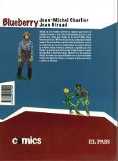 Verso de Blueberry (en espagnol) -15a- Balada por un ataúd