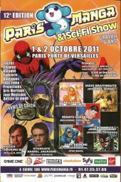 Verso de Wolverine (Marvel France 2e série) (2011) -3- Wolverine en enfer (3/3)