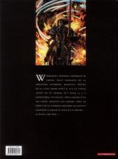 Verso de Chroniques de la Lune Noire -0- En un jeu cruel