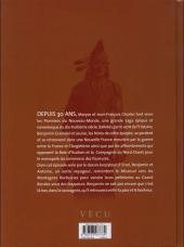Verso de Les pionniers du Nouveau Monde -18- Le Grand Rendez-vous