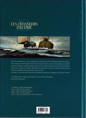 Verso de Les chasseurs d'écume -1- 1901, premières sardines