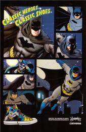 Verso de Detective Comics (2011) -1- Batman in Detective Comics
