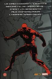 Verso de Marvel (Les grandes sagas) -8- Daredevil