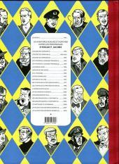 Verso de Blake et Mortimer -20Soir- La Malédiction des trente deniers, tome 2