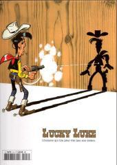 Verso de Lucky Luke - La collection (Hachette) -3- La diligence