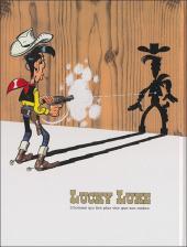 Verso de Lucky Luke - La collection (Hachette) -2- Rodéo