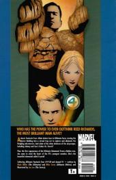 Verso de Ultimate Fantastic Four (2004) -INT04- Inhuman