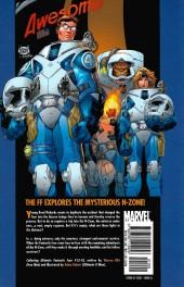 Verso de Ultimate Fantastic Four (2004) -INT03- N-Zone