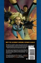 Verso de Ultimate Fantastic Four (2004) -INT08- Devils