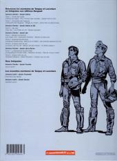 Verso de Tanguy et Laverdure -15Ind2006- Les Vampires attaquent la nuit