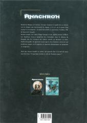 Verso de Anachron -2a- Le Septième Capitaine