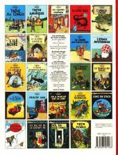 Verso de Tintin (Historique) -19C8- Coke en stock