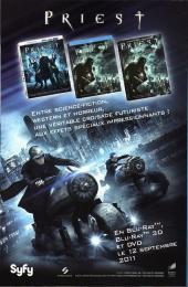 Verso de X-Men Hors Série (Marvel France 2e série) -3- Empire