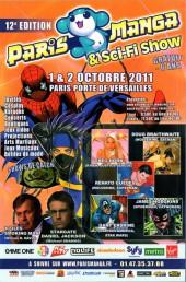 Verso de Marvel Icons (Marvel France - 2011) -8- ... à cause de tout ce que j'ai fait