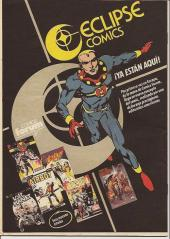 Verso de Comics de El Sol (Los) -1- Excalibur