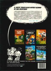Verso de Spirou et Fantasio -25c84- Le gri-gri du Niokolo-Koba