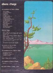 Verso de Tintin - Divers -C3a82- Tintin et le lac aux requins