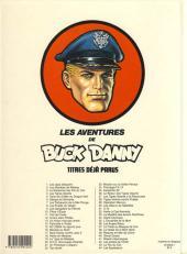Verso de Buck Danny -41a1988- Mission 'Apocalypse'