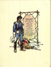 Verso de Blueberry -7a74- Le cheval de fer
