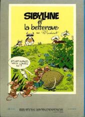 Verso de Sibylline -2'- Sibylline en danger