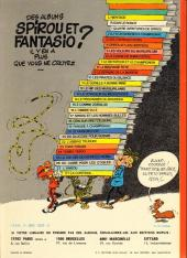 Verso de Spirou et Fantasio -21b77- Du glucose pour Noémie