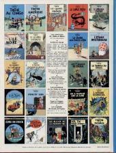 Verso de Tintin (Historique) -5C6- Le lotus bleu
